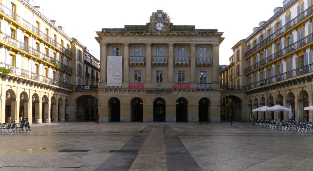 Plaza de la Constitución, Donostia