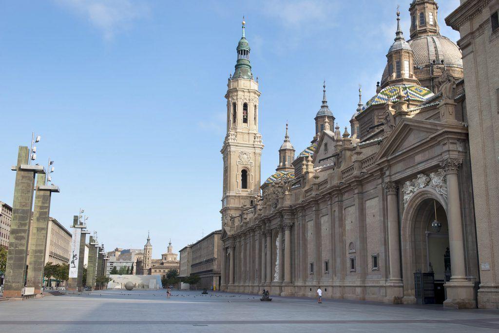 Plaza de Nuestra Señora del Pilar, Zaragoza