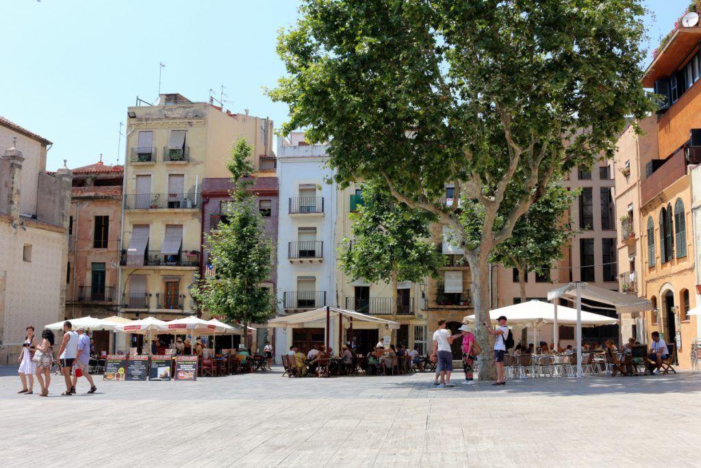 Plaça del Rei, Tarragona