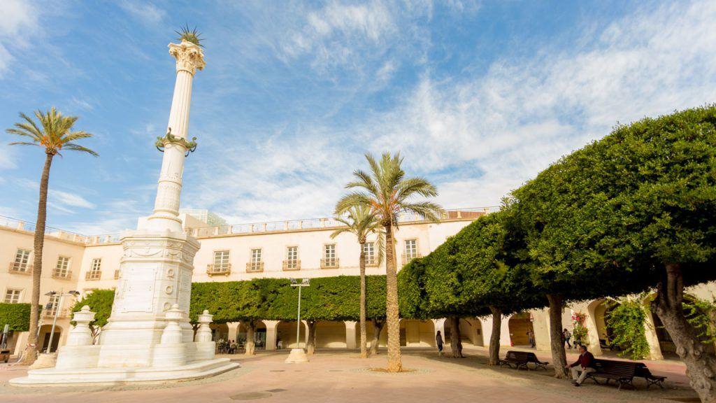 Plaza Vieja, Almería