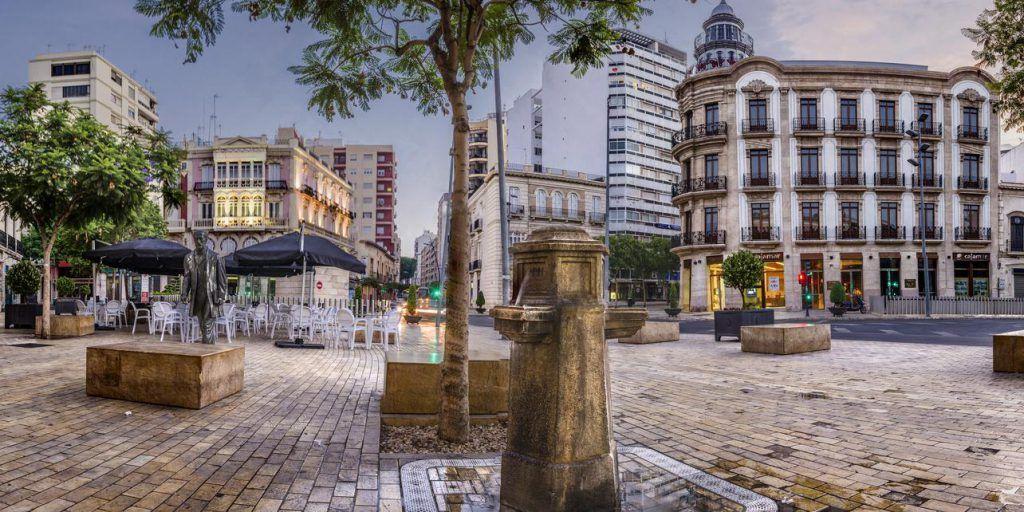 Puerta de Purchena, Almería