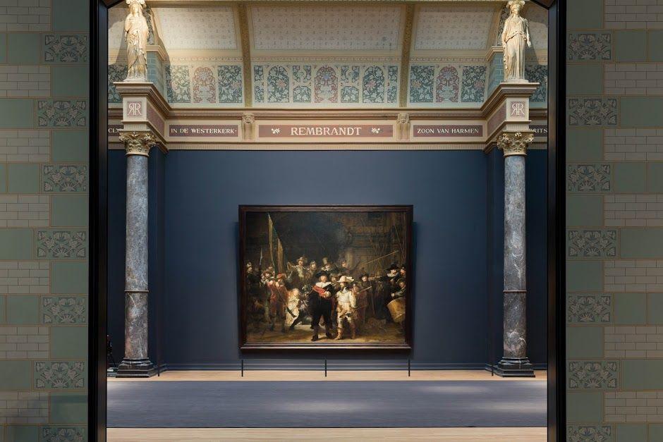 Ronda de Noche (Rembrandt)