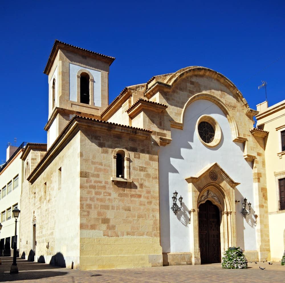 Santuario de la Virgen del Mar, Almería