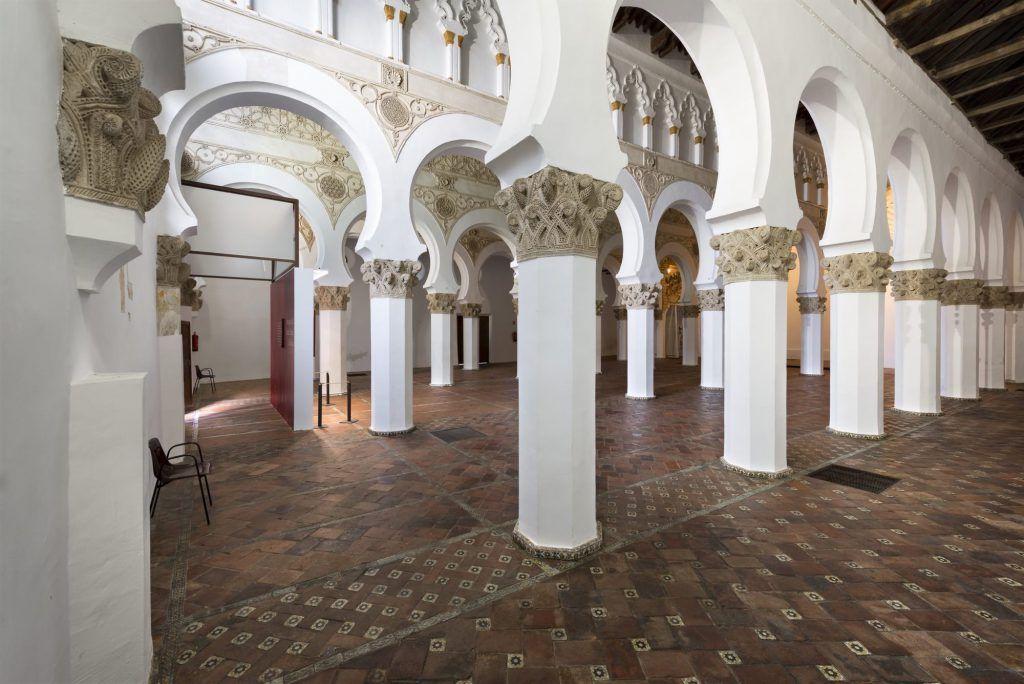 Sinagoga Santa María la Blanca, Toledo