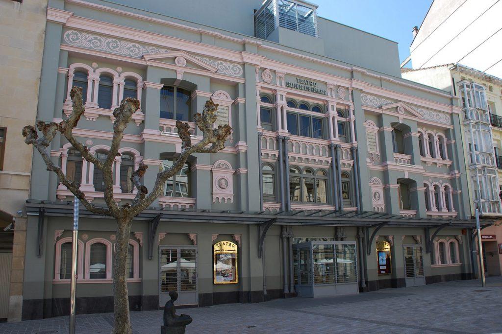 Teatro Bretón de los Herreros, Logroño