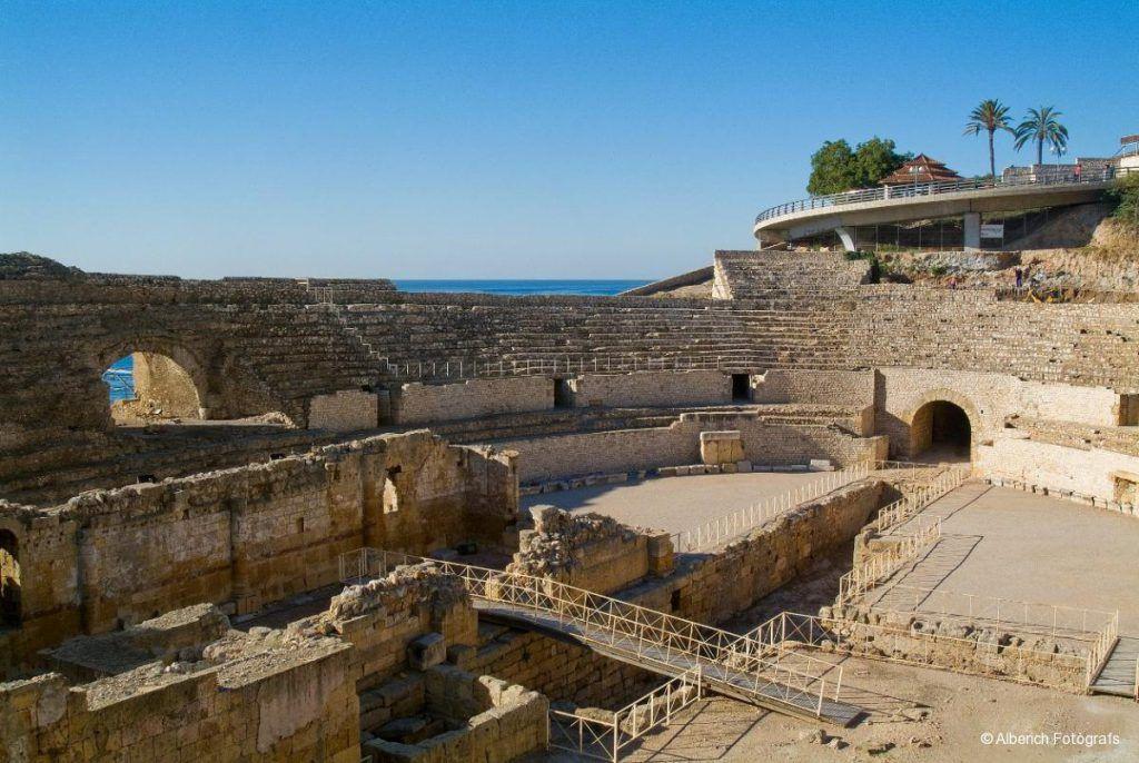 visitar el Anfiteatro Romano