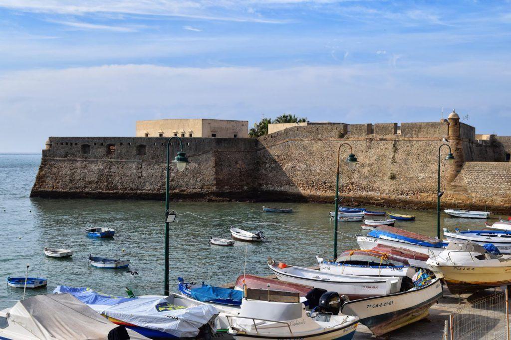 ¿Qué ver en el Castillo de Santa Catalina de Cádiz?