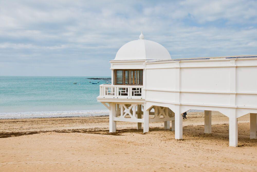 mejores lugares para visitar en Cádiz, La Caleta