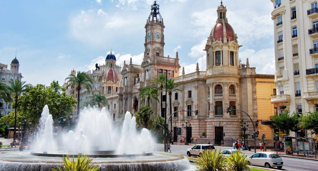 Qué ver en la plaza del Ayuntamiento