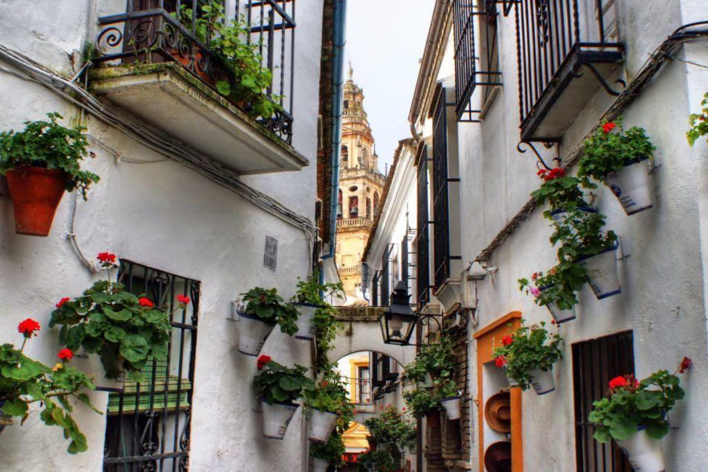 Calleja de la flores, Córdoba