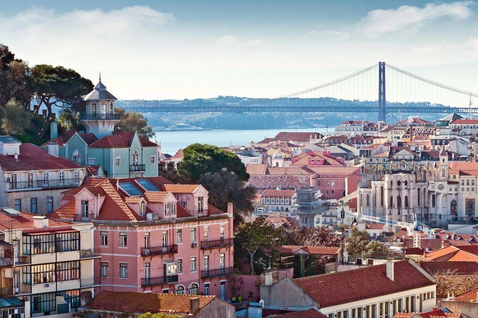 ¿Cómo llegar a Lisboa?