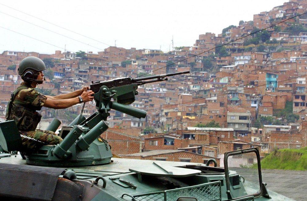 Conflicto armado en Comuna 13