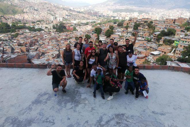 Mejor free tour en Comuna 13, Medellín