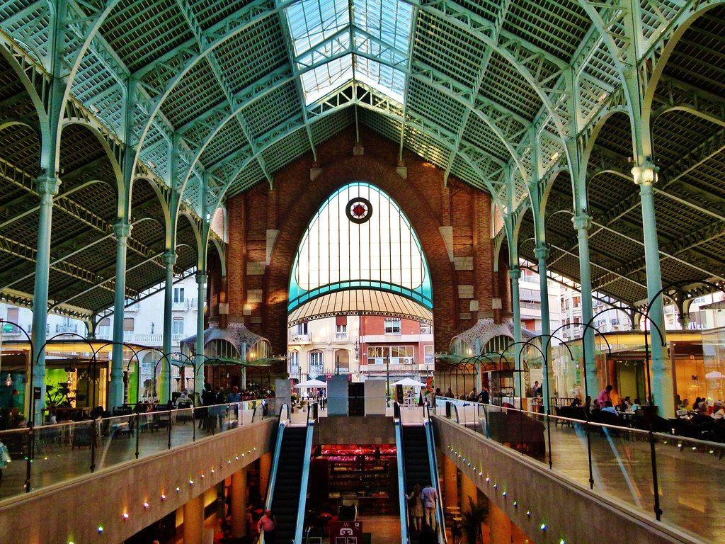 Qué hacer y ver en el Mercado de Colón?