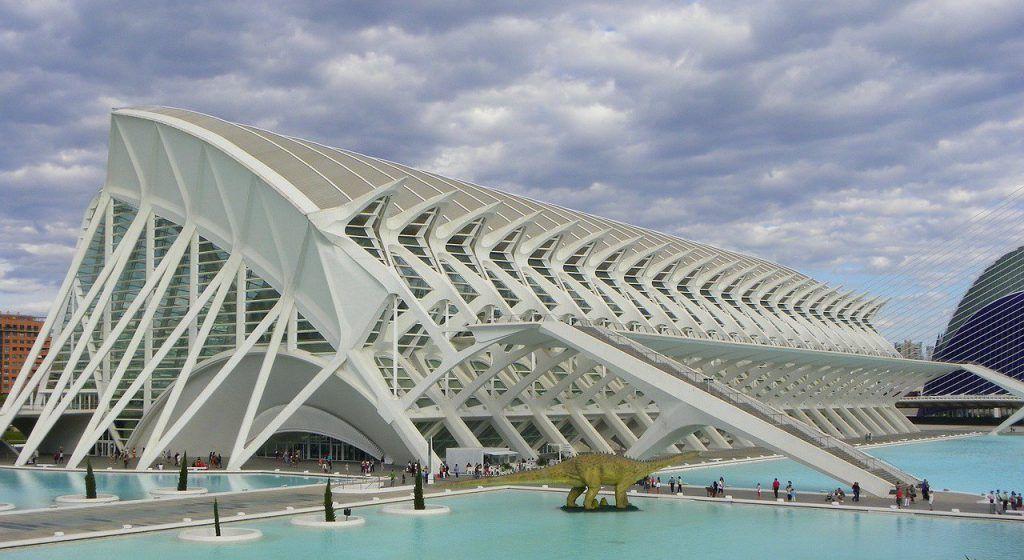 Museo de las Ciencias, Valencia