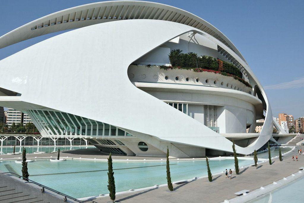 Palau de les Arts Reina Sofía, Valencia