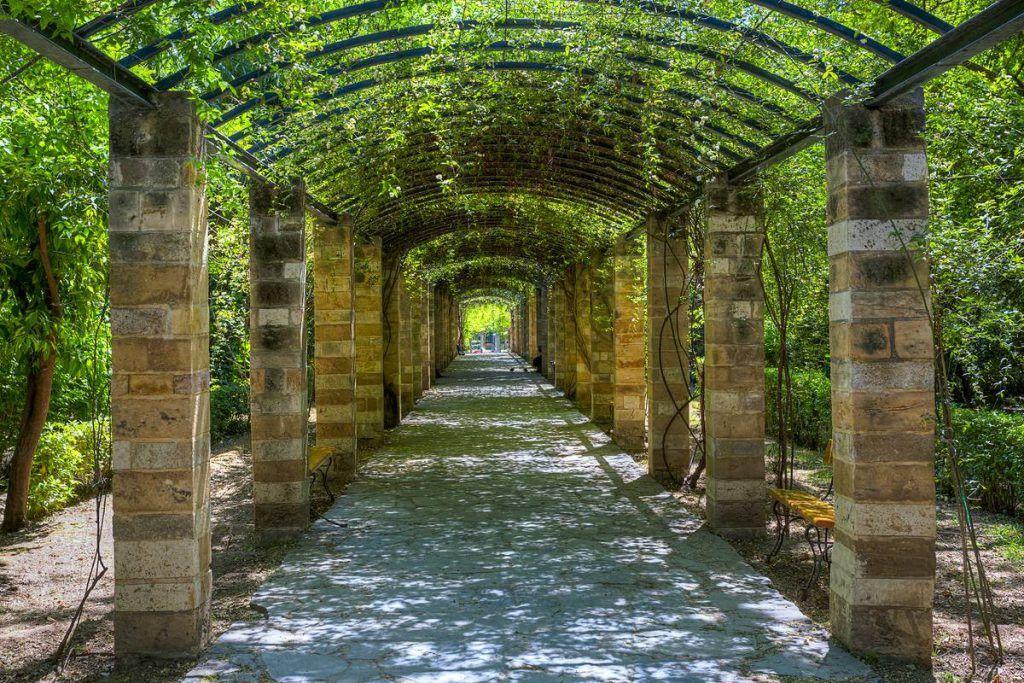 ¿Qué ver en el Jardín Nacional de Atenas?