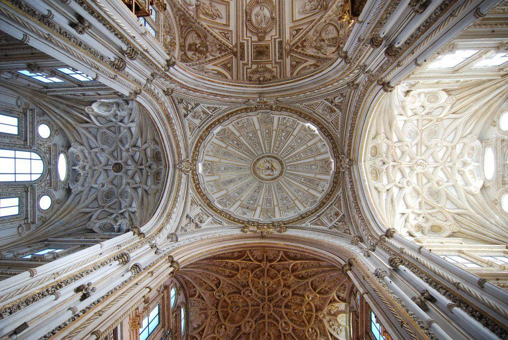 Techo de la Mezquita-Catedral