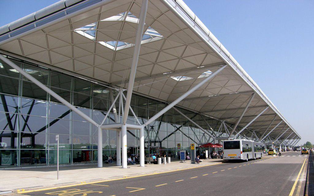 aeropuerto de Stansted de Londres