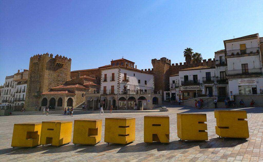 Cáceres, España