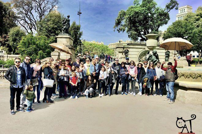 Cat Tours Barcelona free tour