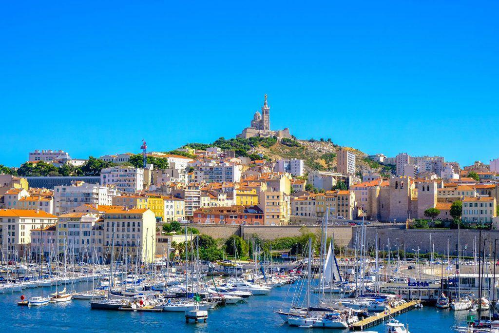 ¿Cómo llegar al centro de Marsella desde el aeropuerto?