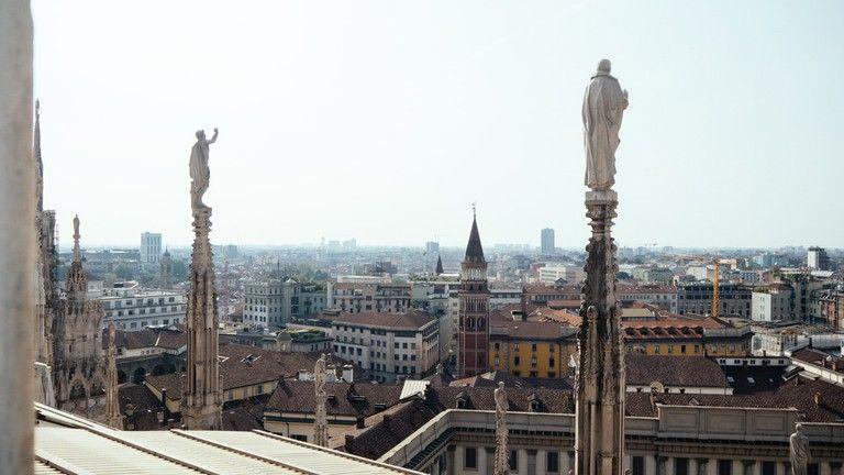 ¿Cómo llegar al centro de Milán desde el aeropuerto?