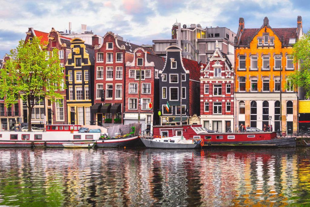 ¿Cómo llegar a Ámsterdam?
