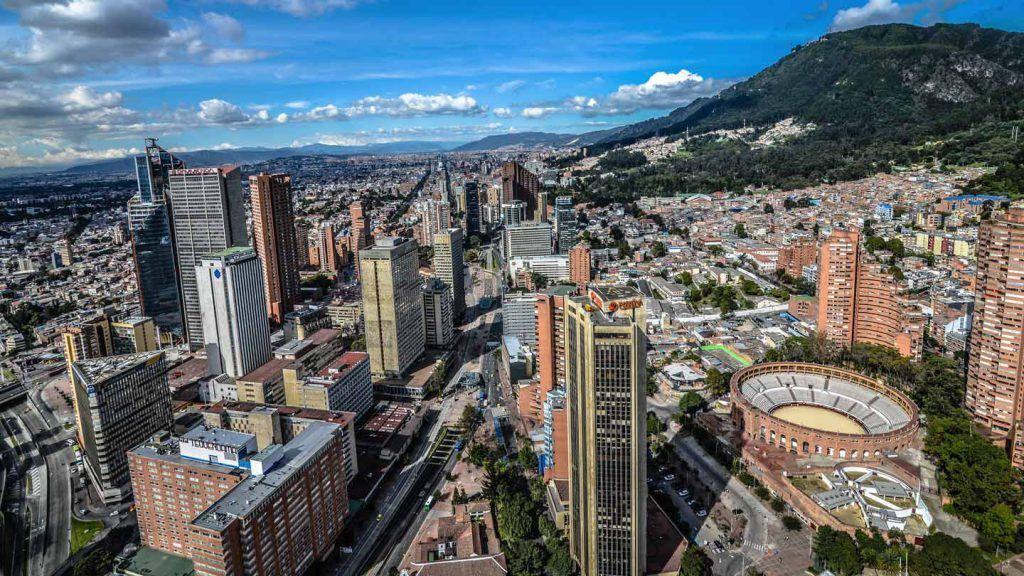¿Cómo llegar a Bogotá?