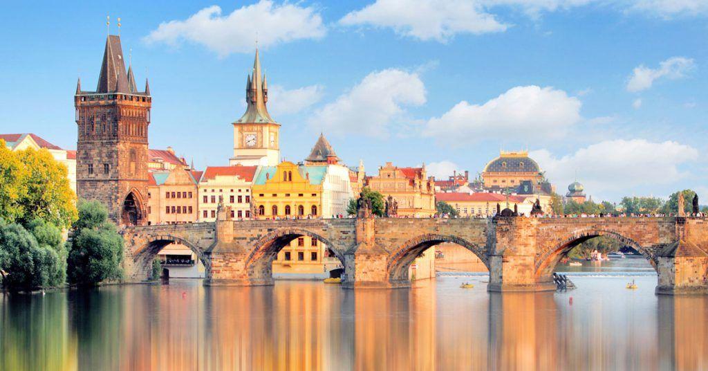 ¿Cómo llegar a Praga?