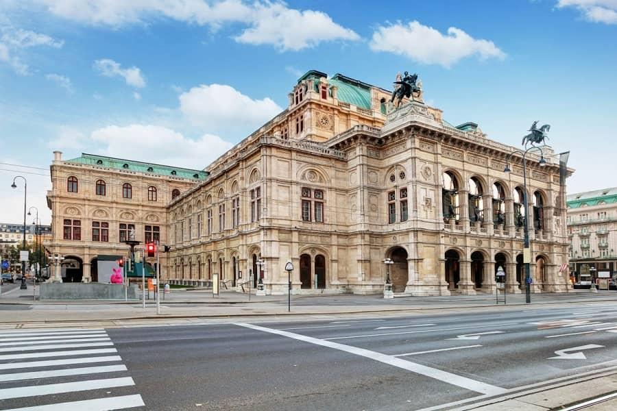 ¿Cómo llegar a Viena?
