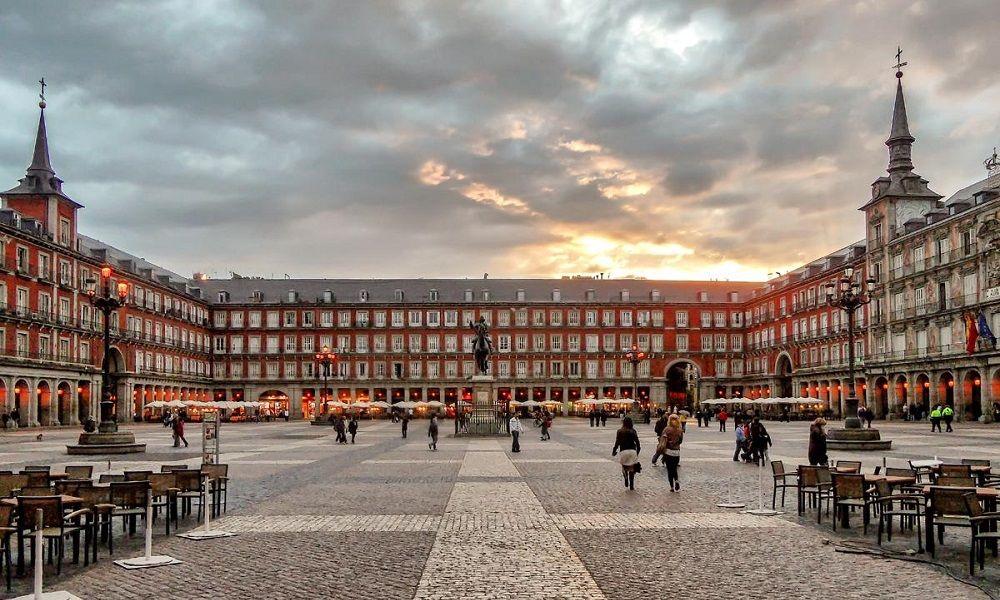 Madrid, uno de los lugares que ver en España