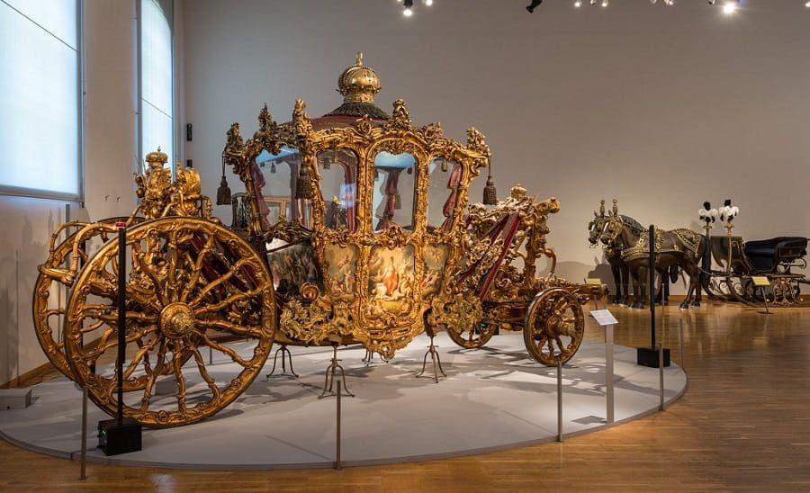 Museo de Carruajes Imperiales de Viena