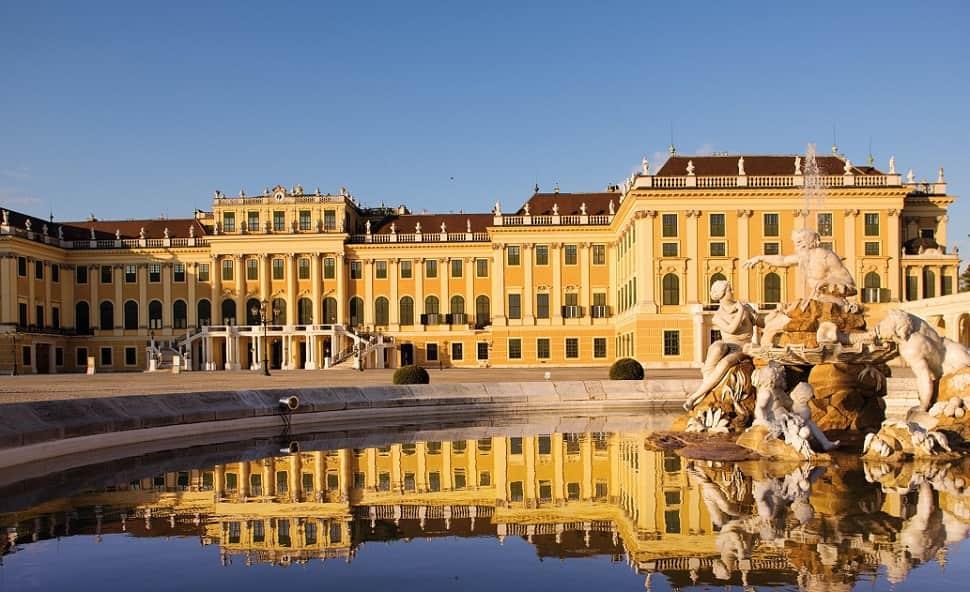 Palacio Schönbrunn, Viena