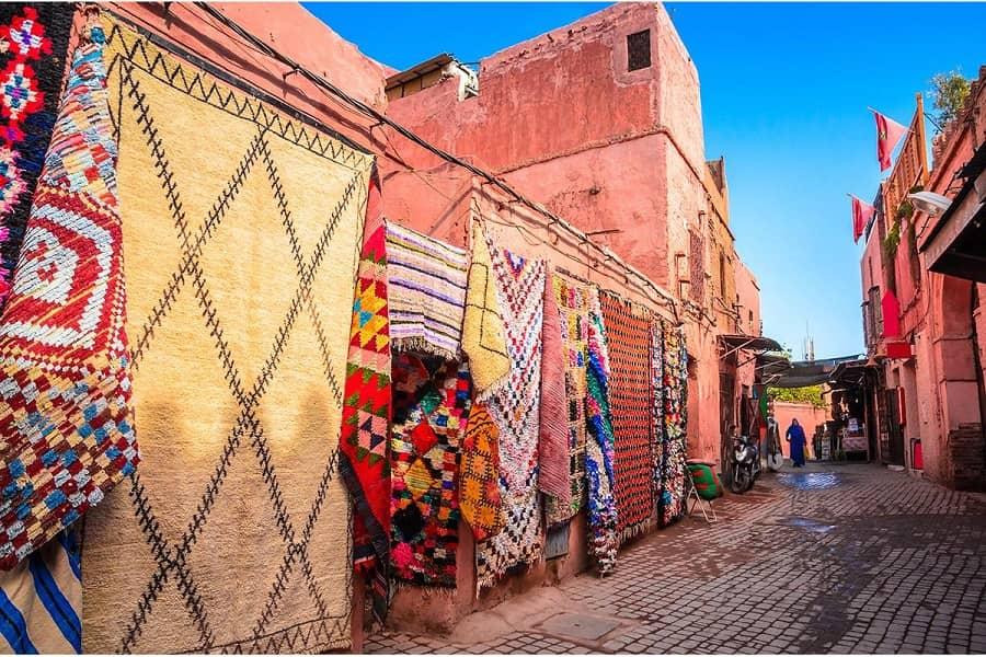 ¿Qué ver y visitar en Marrakech en 3 días (un fin de semana)?