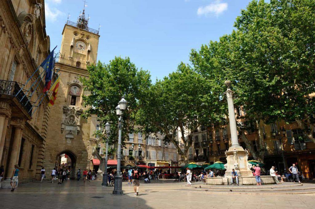 Aix-en-Provence, Francia