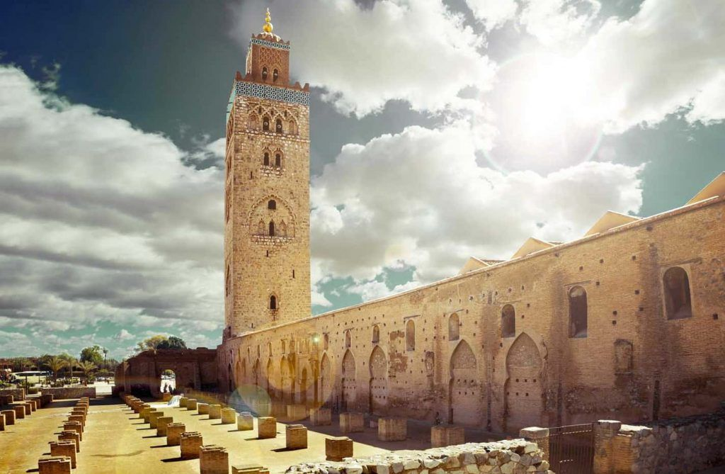¿Qué ver en la Mezquita Koutoubia?