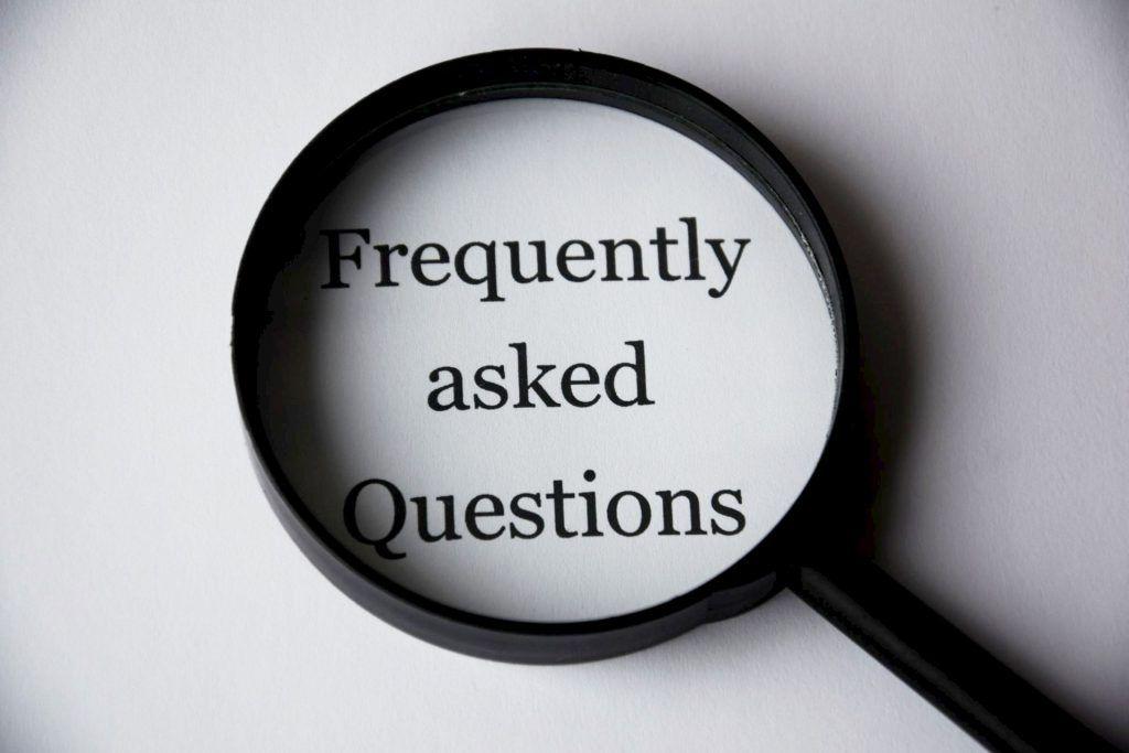 lupa de preguntas frecuentes